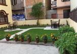 Hôtel Népal - Kathmandu Peace Home-4