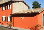 Location vacances Civitella d'Agliano - Red House - Green House - Blue House-2