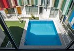 Location vacances Bains Arabes - Triplex Centro Historico 2-3