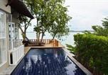 Hôtel Bo Phut - Replay Pool Villa Beachfront Samui-3