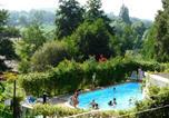 Camping avec WIFI Saint-Pée-sur-Nivelle - Camping les Chalets de Pierretoun-3