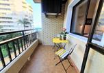 Location vacances Fuengirola - Beach Paradise Eco friendly Ronda 4 Apartment-3