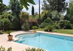 Hôtel Auribeau-sur-Siagne - Le Domaine des Mûriers - charme, chic, calme en Provence Côte d'Azur-1