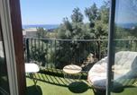 Hôtel Corse - Chambre avec balcon Bastia centre-4