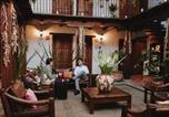 Hôtel San Cristóbal de Las Casas - Docecuartos Hotel-4