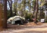 Camping Bord de mer de Provence Alpes Côtes d'Azur - Camping le Devançon-4