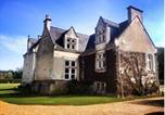 Hôtel La Chapelle-aux-Choux - Château la Chevalerie-2
