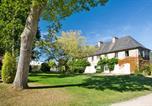 Camping avec Quartiers VIP / Premium Lannion - Castel Château de Galinée-4