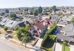 Location vacances Rosemead - Modern Stylish Home 8 Beds Walk to Dt Alhambra-4