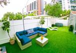 Location vacances Fort Lauderdale - Las Olas Fabulous 4 Bedroom with Hot tube near the beach-3