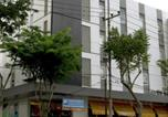 Hôtel Surabaya - Cleo Business Hotel Walikota Mustajab City Center-2