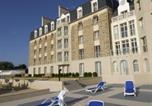 Hôtel Saint-Coulomb - Residence Reine Marine-1