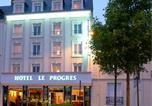 Hôtel Cantenay-Epinard - Hotel Le Progres-3