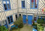 Hôtel Honfleur - Reglisse et Pain d'Epices-1
