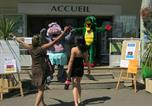 Camping avec Hébergements insolites Vielle-Saint-Girons - Capfun - Camping La Mer-2