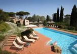 Location vacances Montaione - Il Lebbio country home-3