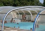 Camping avec Ambiance club Corrèze - Domaine du Lac de Miel-2