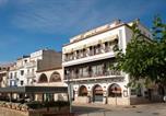 Hôtel Tossa de Mar - Hotel Restaurante Capri-1