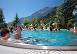 Hôtel Loèche-les-Bains - Hotel Alpenblick-Leukerbad-Therme-1