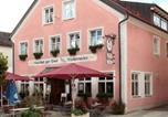 Location vacances Beilngries - Gasthof zur Post-1