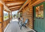 Location vacances Anderson - Log Home on 40 Private Acres By Mt Shasta Ski Park-2