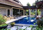 Location vacances Ko Kho Khao - Sabai Private Pool Villa Khao Lak-1