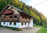 Location vacances Buchenberg - Waldchalet im Eschachtal-1