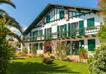 Hôtel Bord de mer d'Urrugne - Azureva Hendaye-2