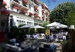 Hôtel 4 étoiles Yverdon-les-Bains - Carlton Lausanne Boutique Hôtel-1