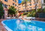 Location vacances Perth - Perth Central City Stay Apartment Hotel-3