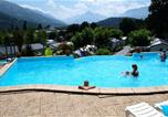 Camping avec Ambiance club Hautes-Pyrénées - Camping Ecovillage Le Soleil Du Pibeste-1