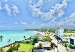 Location vacances  Porto Rico - Ocean Park 8th floor Studio Balcony Ocean And City View Parking-1