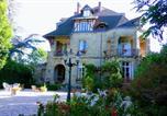 Hôtel Bessines-sur-Gartempe - Chambres d'Hôtes-Château Constant-2