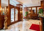 Hôtel 4 étoiles Cruseilles - Hotel Diplomate-1