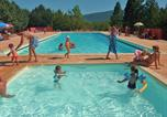 Camping avec WIFI Saint-Laurent-en-Beaumont - Camping Les Cigales-1