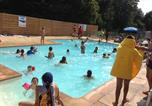 Camping avec Site nature Marlens - Camping de Saumont-1