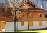 Location vacances Lauterbrunnen - Apartment Honegg-3