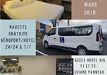Hôtel Dagneux - Comfort Hotel Aeroport Lyon St Exupery-4