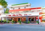 Hôtel Bibione - Hotel Villa Del Mar-1