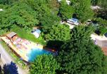 Camping avec Site nature Ucel - Camping Le Barutel-1