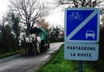 Location vacances Pluherlin - Roulopa roulotte et calèche-1