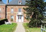 Location vacances Haute-Normandie - Holiday Home Le Domaine du Vasouy - Cvx400-4