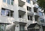 Location vacances Hamburg - Apartmenthaus Hamburg-4