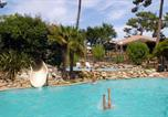 Camping  Acceptant les animaux Gironde - Capfun - Camping Le Petit Nice-4