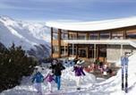 Villages vacances Savoie - Club Belambra Neige et Ciel - Hebergement + Forfait remontee mecanique
