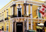 Hôtel Mexique - Hostel Hospedarte Centro-1
