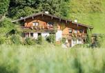 Location vacances Zell am Ziller - Ferienwohnung Martin-4