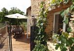 Location vacances Tourtoirac - Holiday Home Le Tilleuil Gite-2