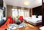 Hôtel 4 étoiles Duttlenheim - Hotel - Restaurant Le Cerf & Spa-1