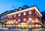Hôtel Dobbiaco - Boutique & Gourmet Hotel Orso Grigio-1